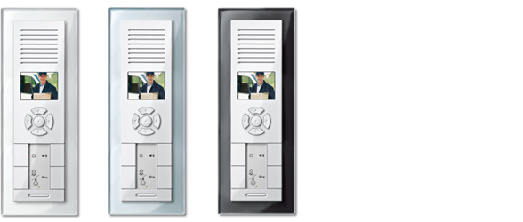 Merten Handfree Video Intercom Unit